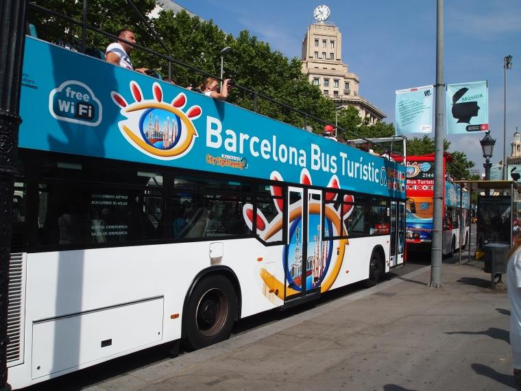 Barcelona Bus Turista
