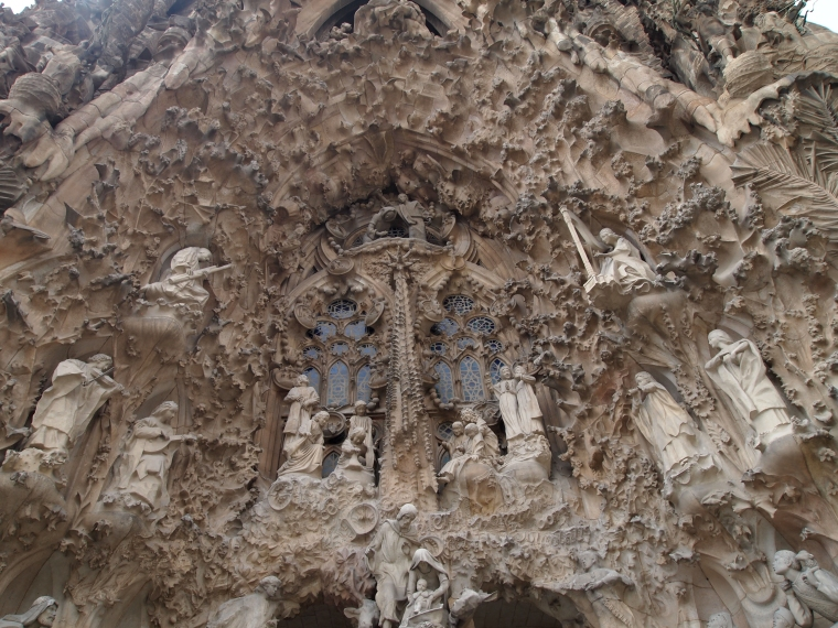 Nativity Facade