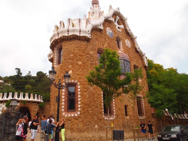 meeting antoni gaudí: park güell