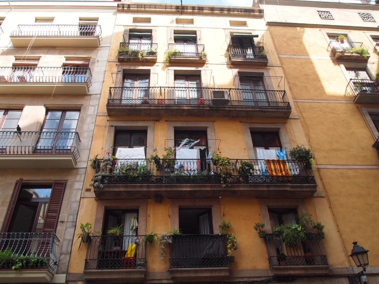 more balconies