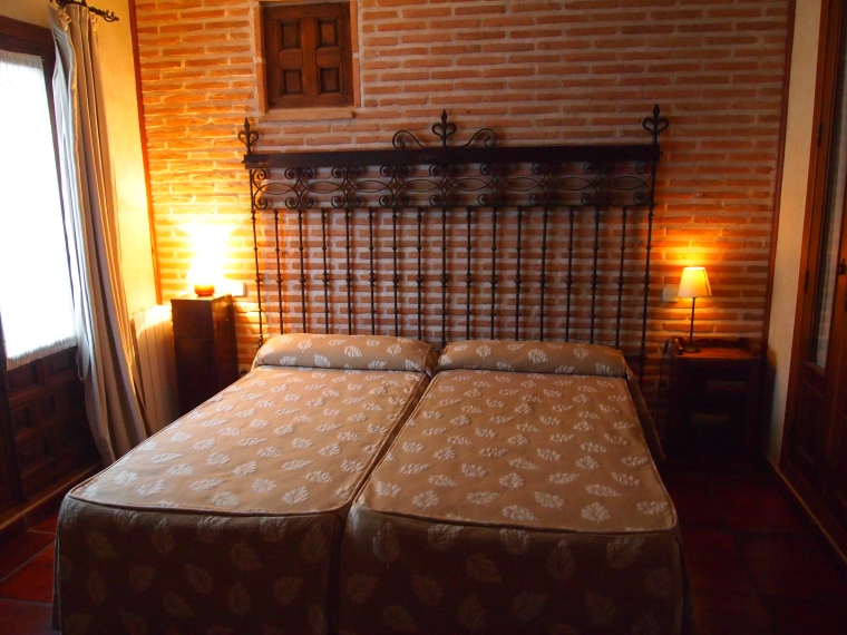 My room at La Posada de Manolo