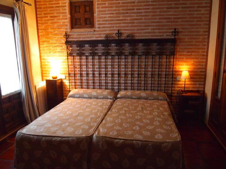 My room at La Posada de Manolo