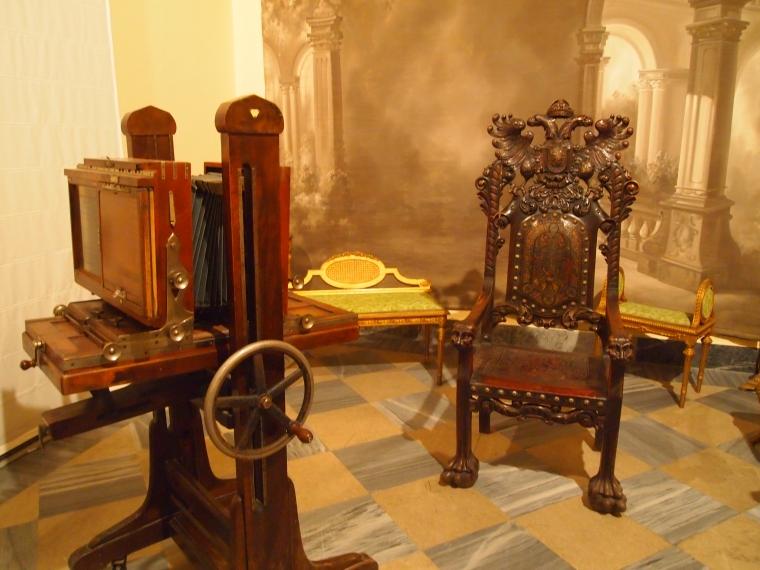 photography in Museo de Santa Cruz