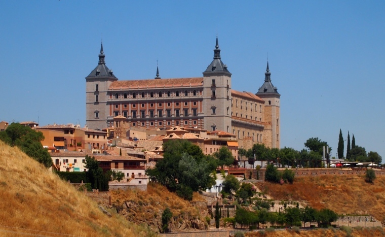 the Alcázar