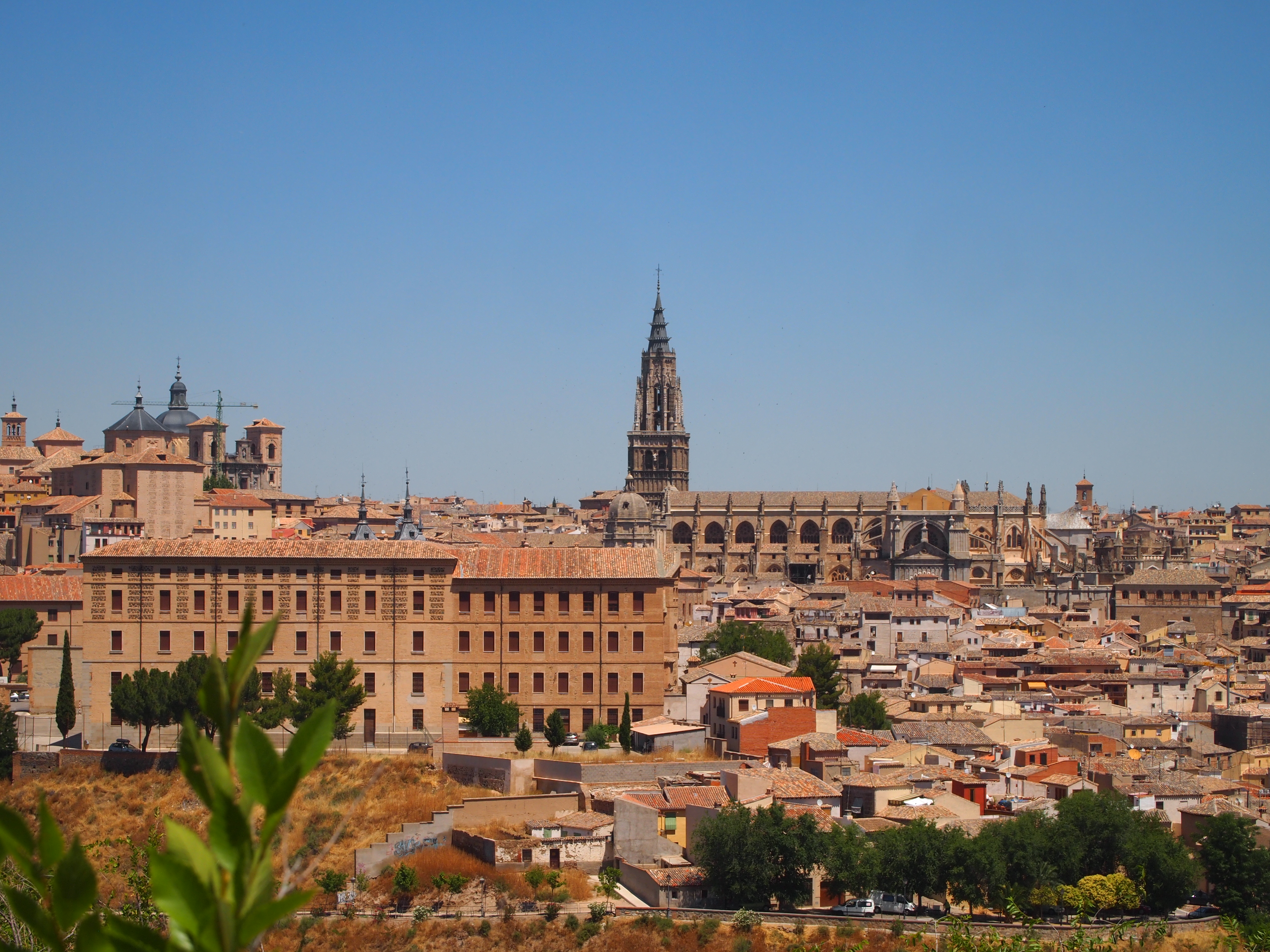 Catedral de Toledo – in search of a thousand cafés