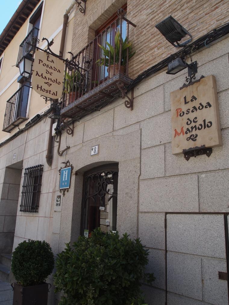 my hotel: La Posada de Manolo