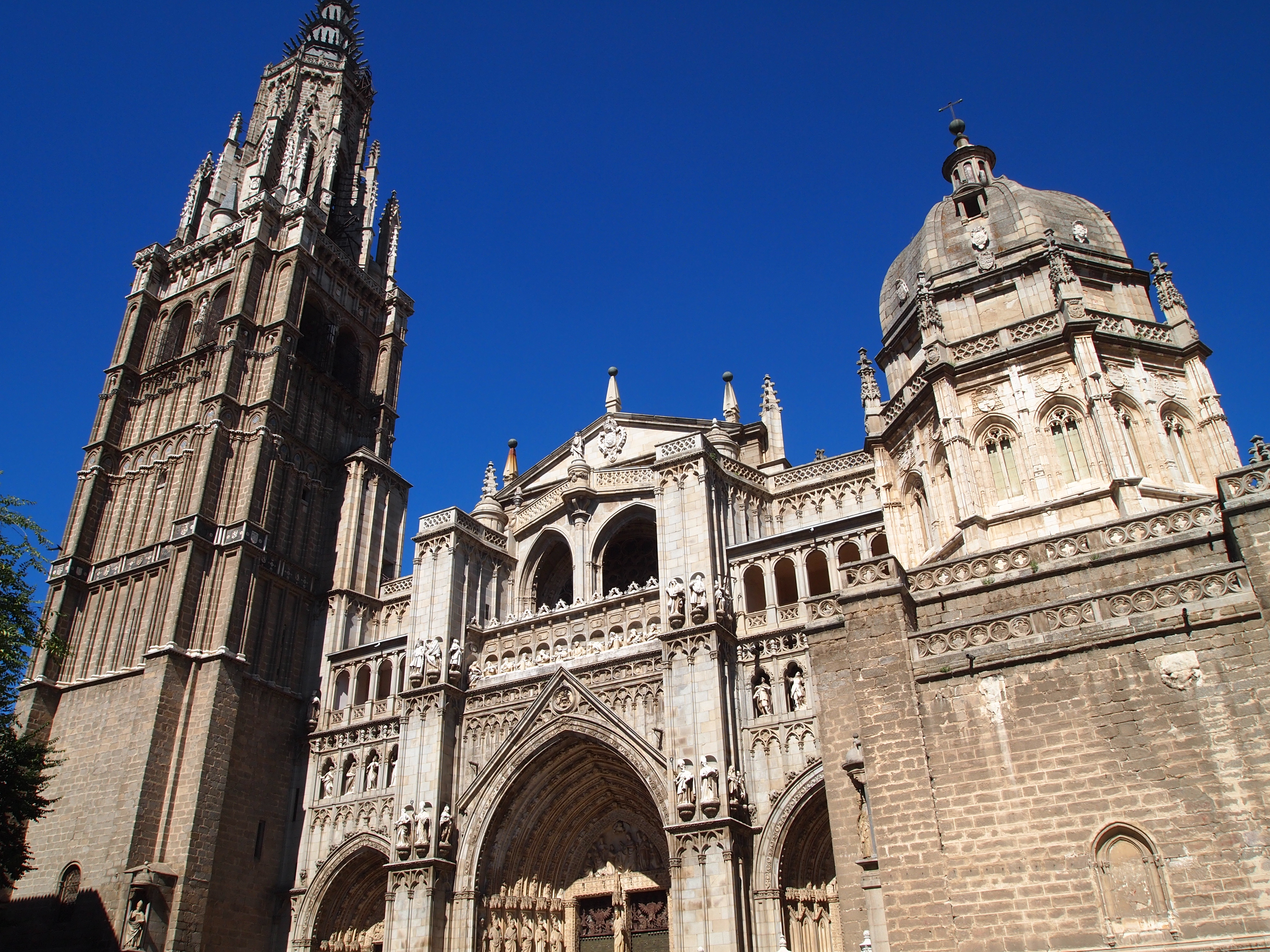 the catedral de toledo & sinagoga del transito – in search ...