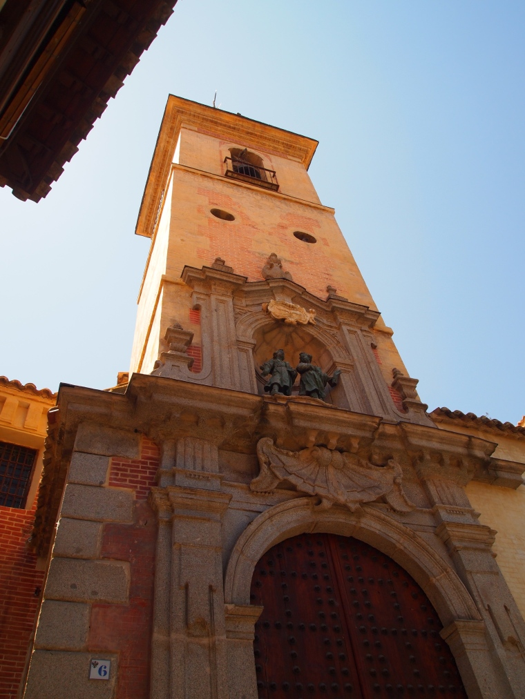 random bell tower