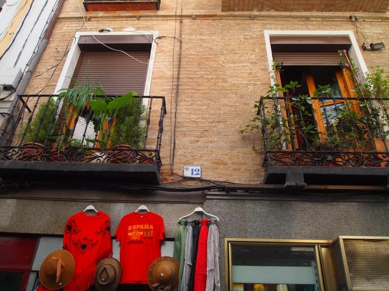 random balconies