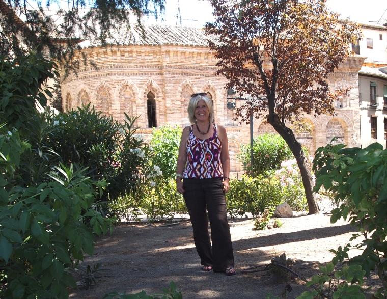 me at Cristo de la Luz Mezquita