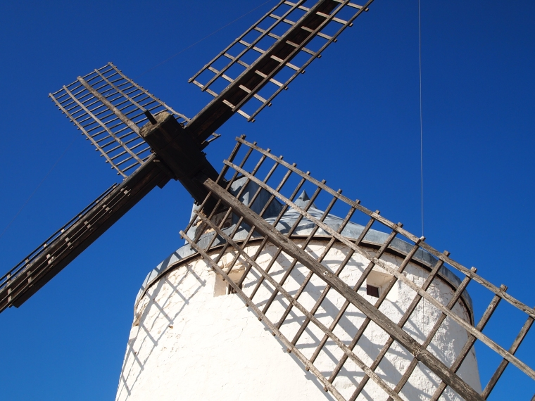 windmills of Consuegra