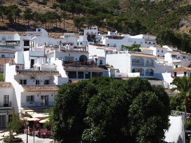 View over Mijas