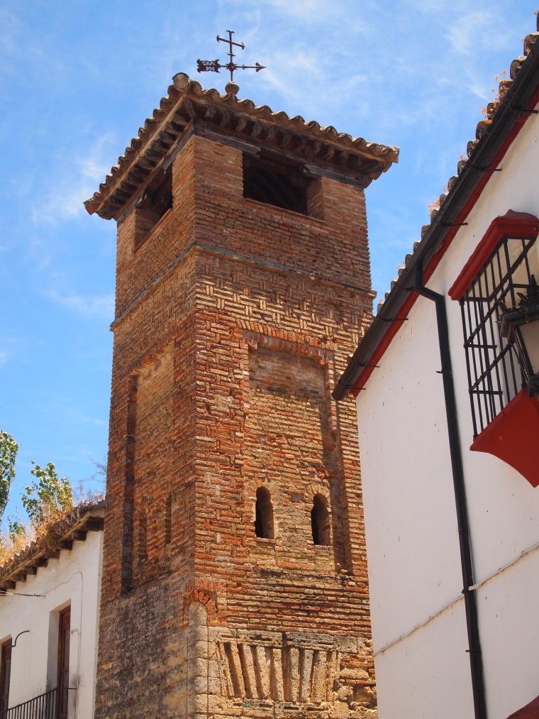Alminar de San Sebastian