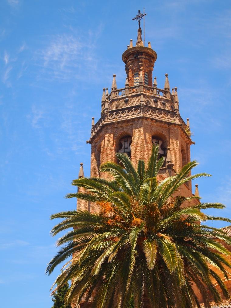 Iglesia de Santa Maria la Mayor in Ronda