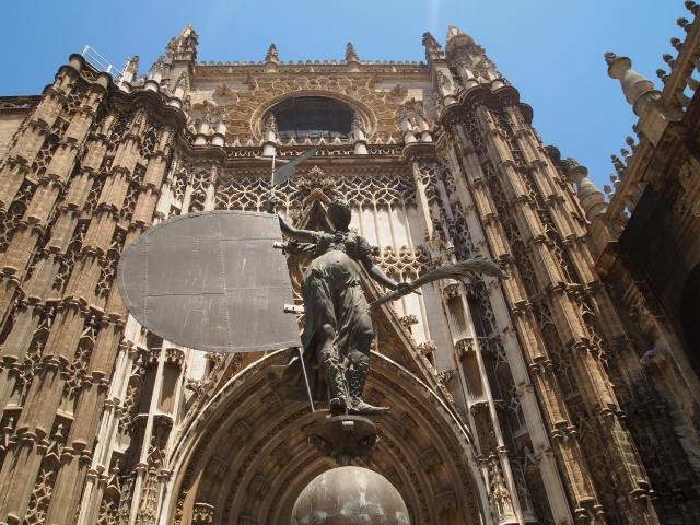 andalucía: seville & its impressive cathedral