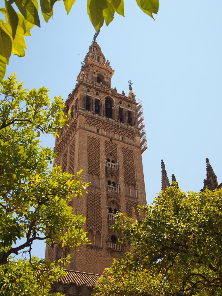 Giralda Tower of Seville Cathedral