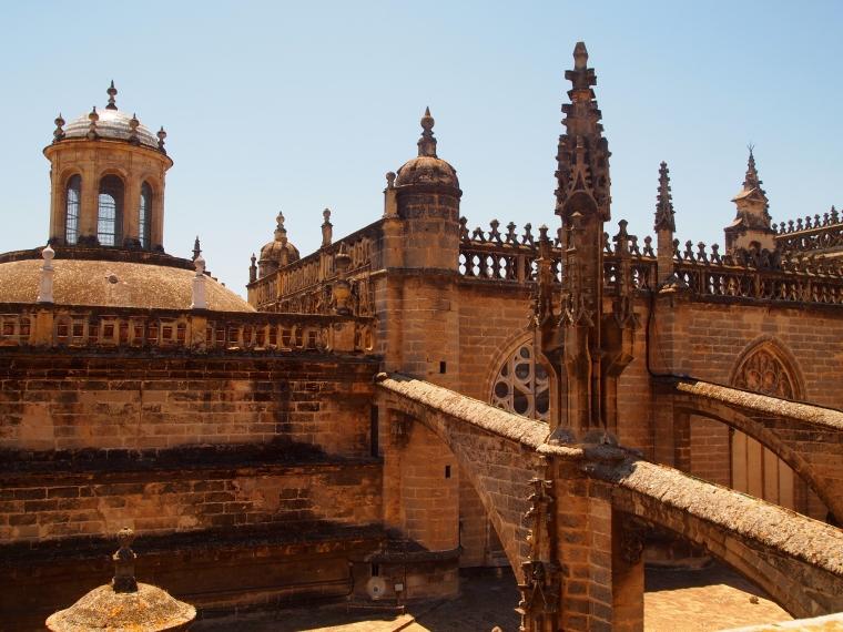 View from Giralda Tower