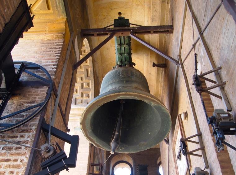 Bells in Giralda Tower