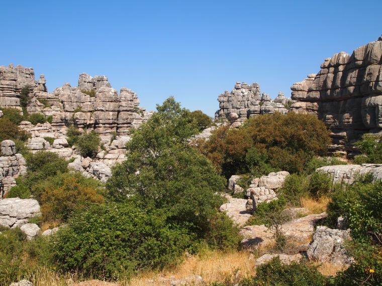 El Torcal Nature Reserve