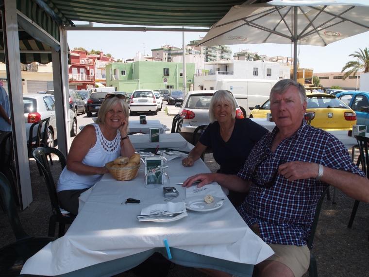 Me, Carole and Barry