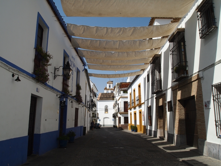 the streets of Cordoba