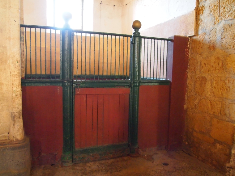 one empty Royal Stable