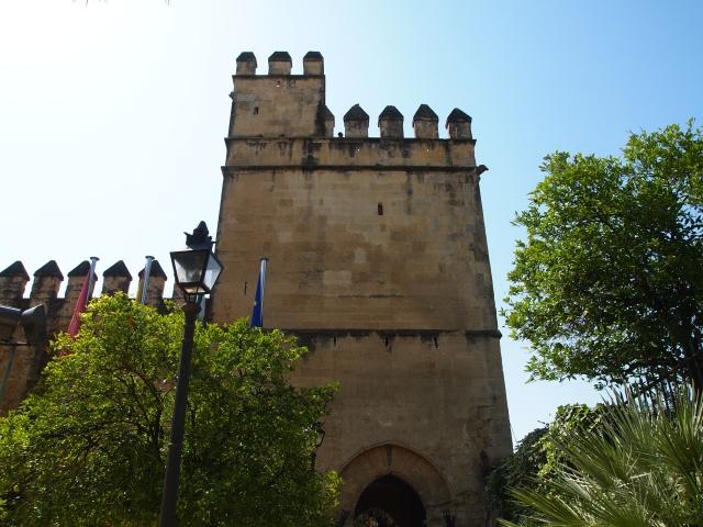 andalucía: córdoba's alcázar de los reyes cristianos