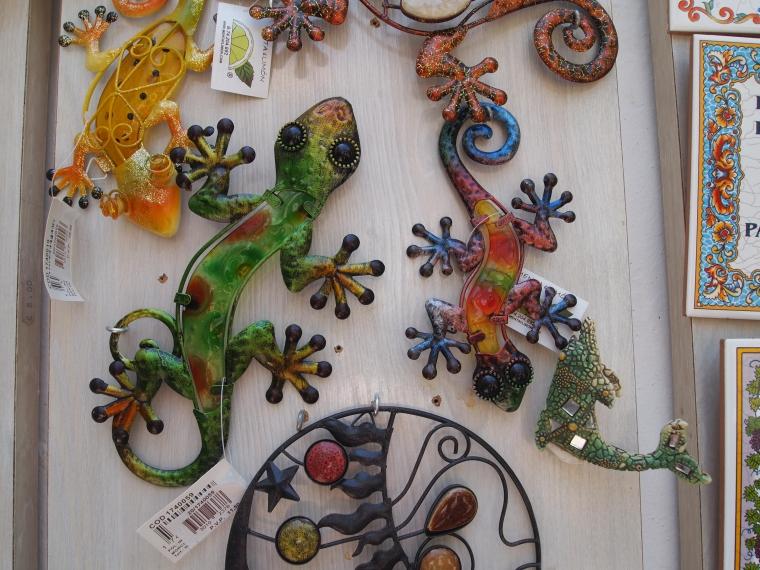 Geckos!