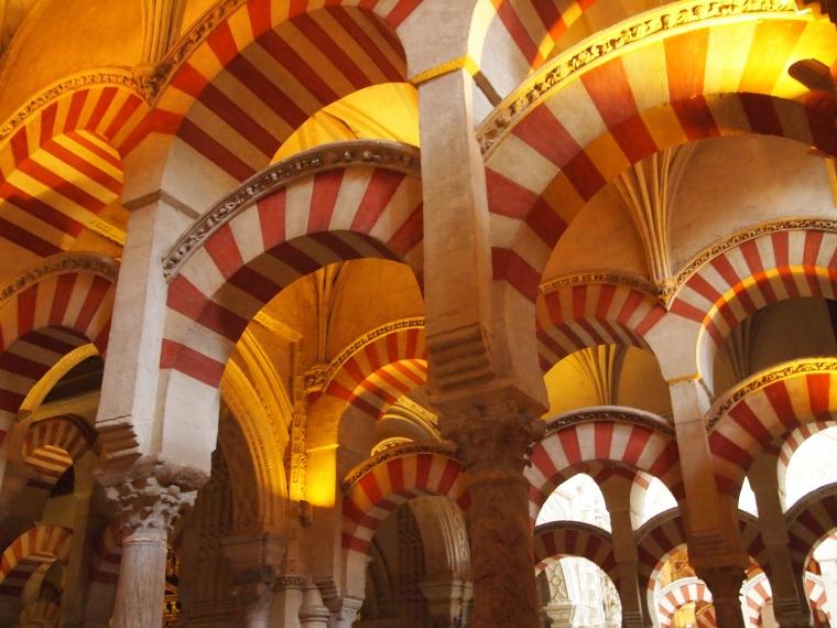 the Mezquita