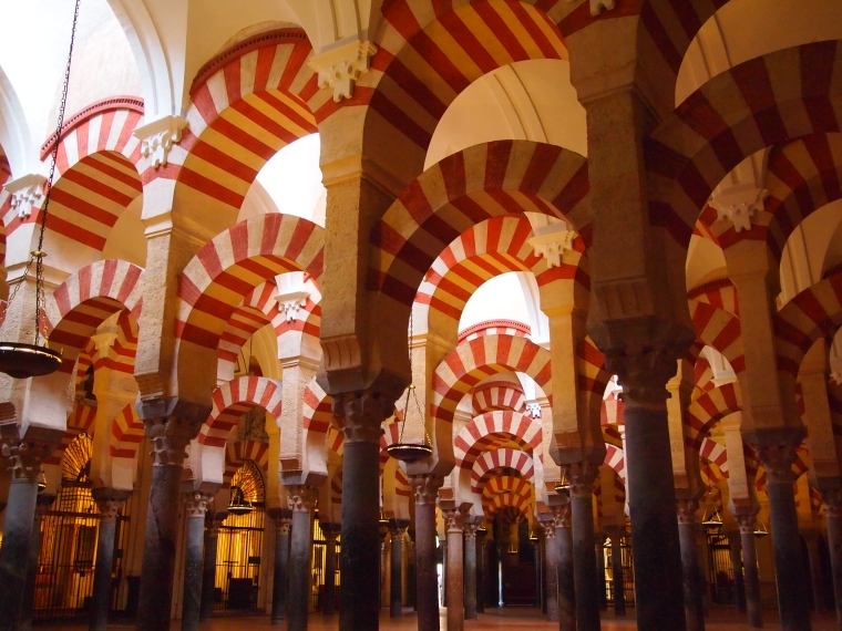 the Mezquita