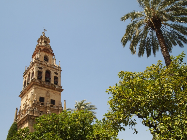 the minaret turned bell tower