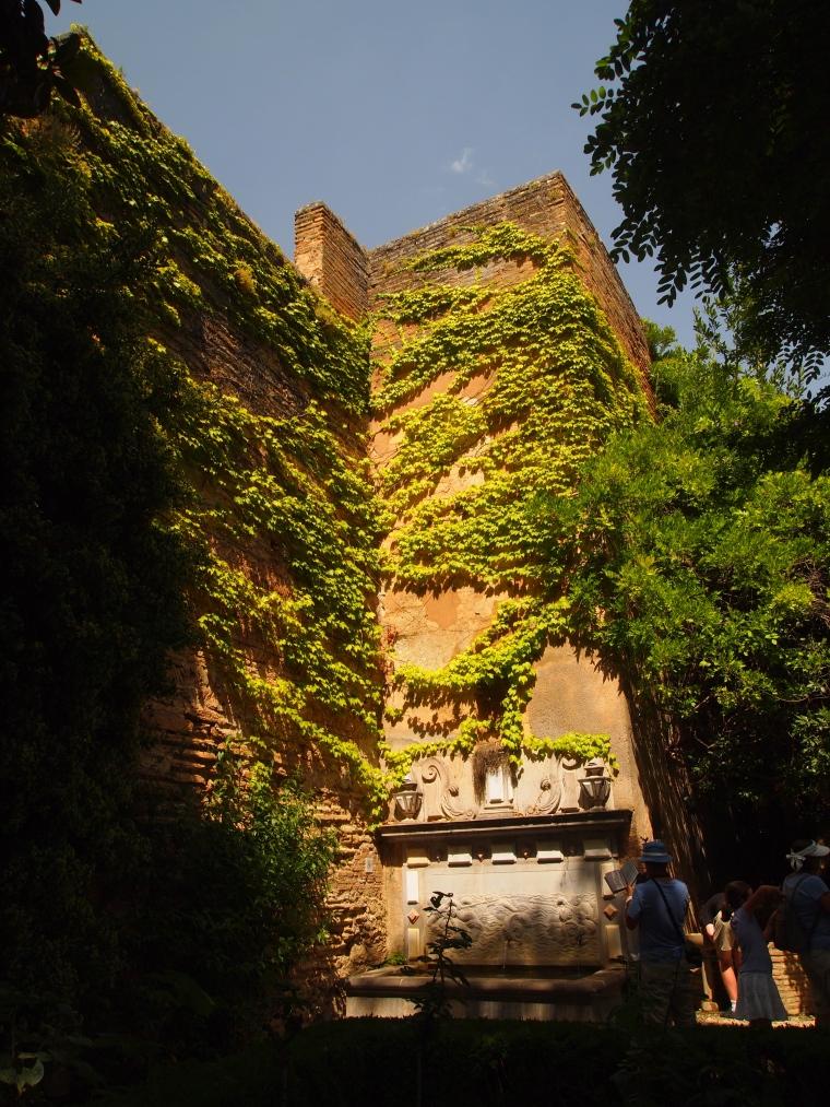 Jardin de los Adarves