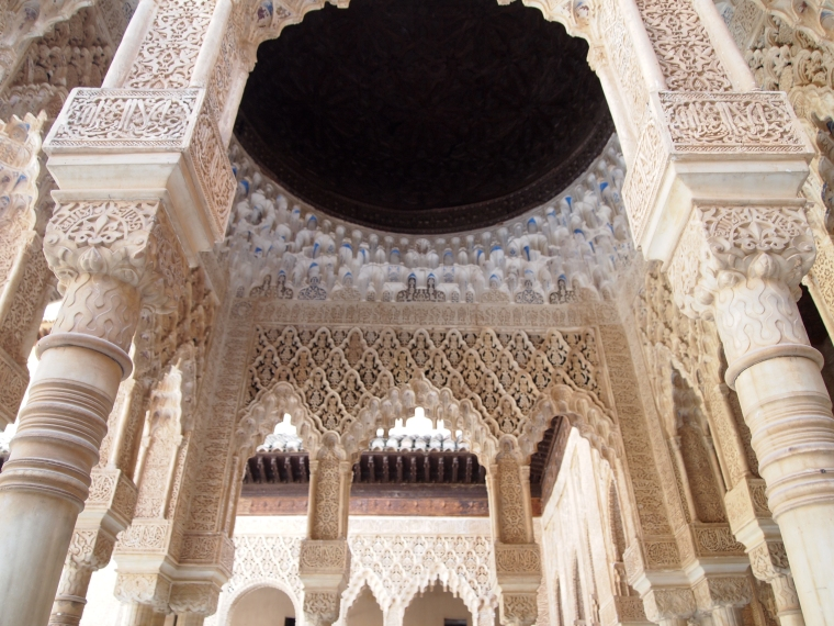 more intricate decoration