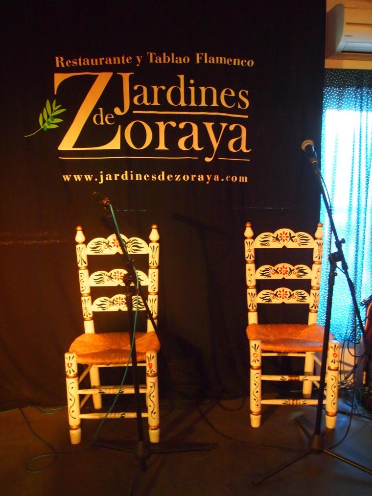 Jardines de Zoraya