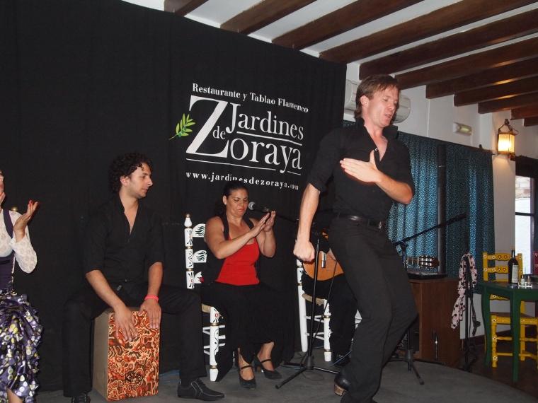 Flamenco! Ole!