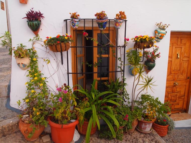 another pretty doorway in Frigiliana