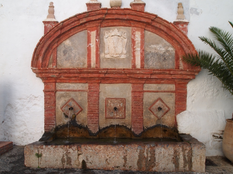 La Fuente Vieja (the old fountain)