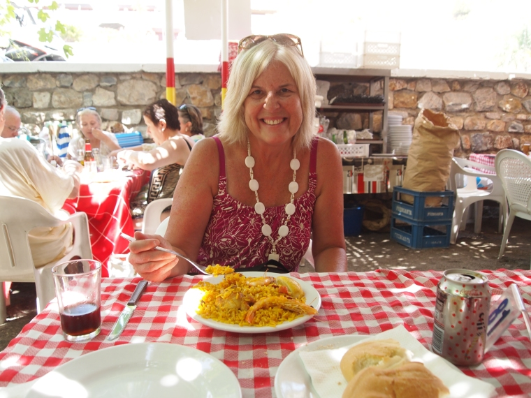 me with paella :-)