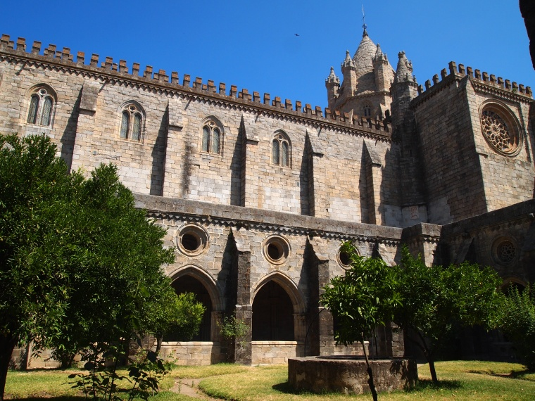 cloisters of the Cathedral of Évora