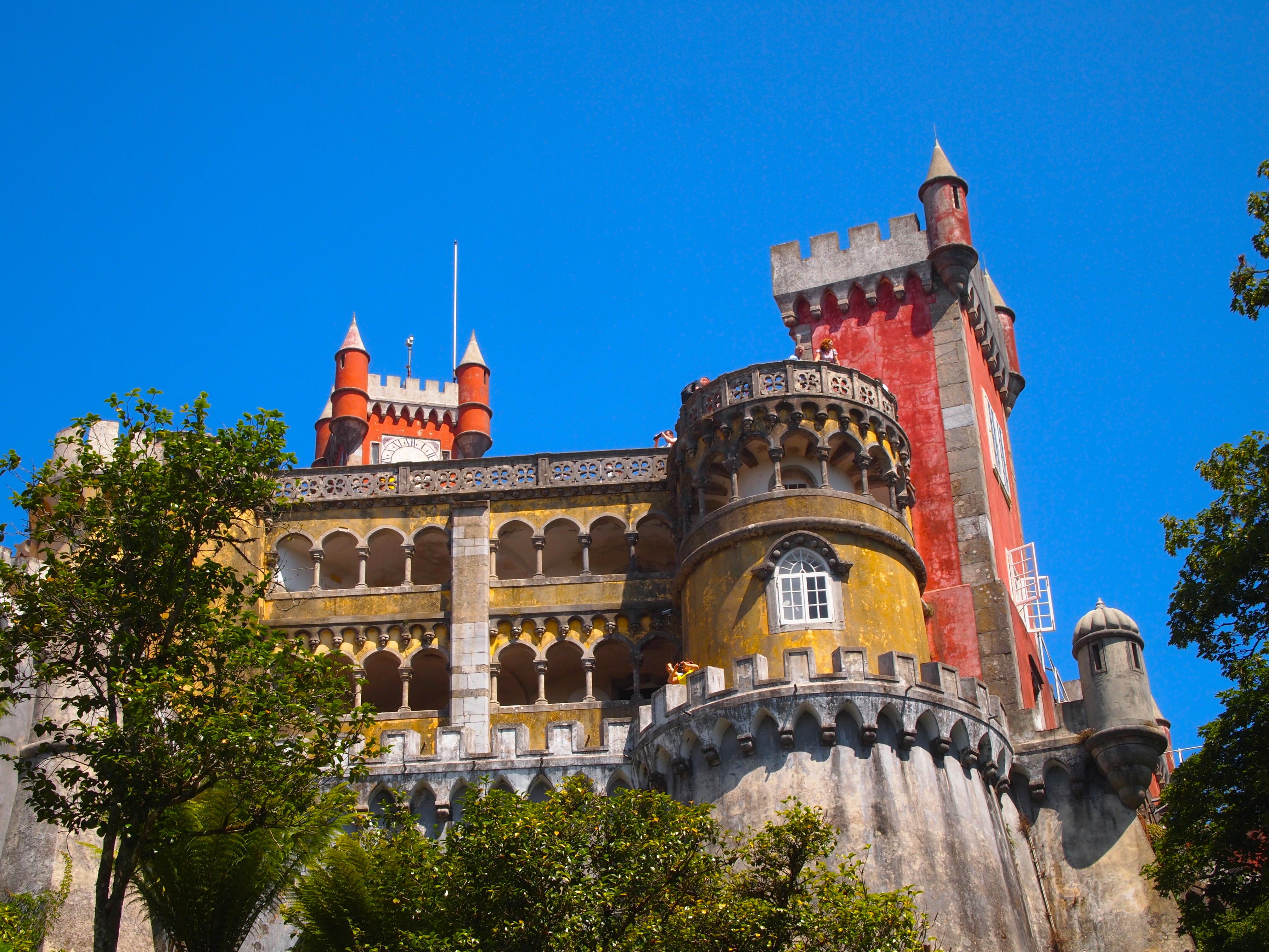 Nacional: Sintra: Palácio Nacional Da Pena