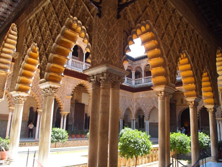 Seville's Alcázar