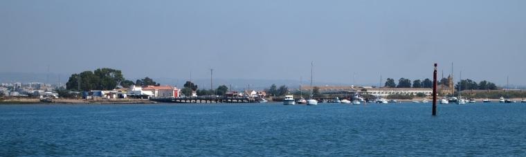 the coast of Santa Luzia