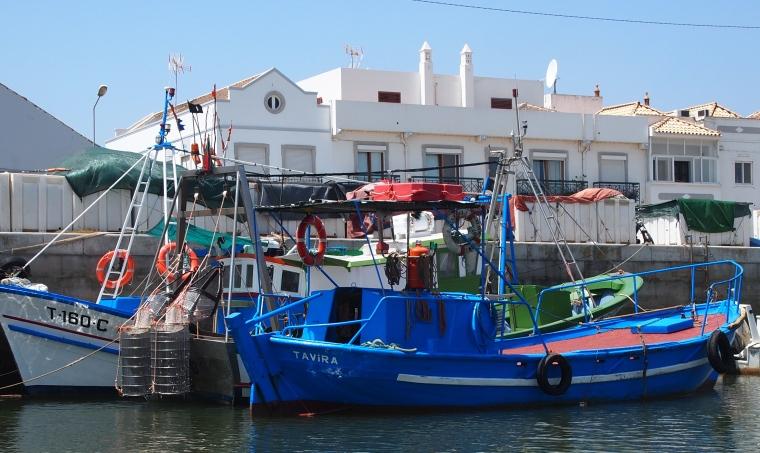 more fishing boats