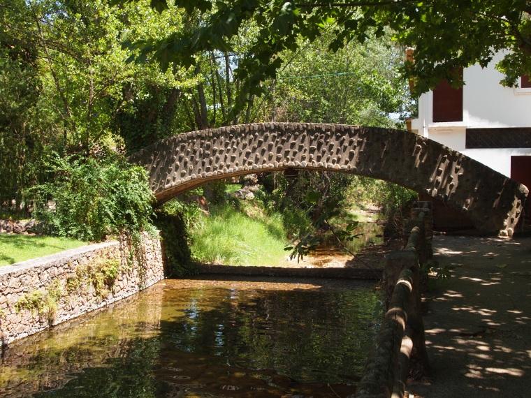 Bridge over Fonte Pequena