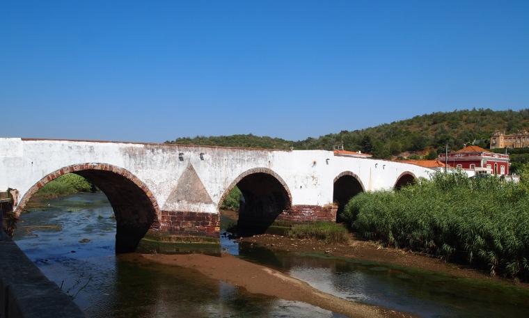 Bridge over the Rio Arade