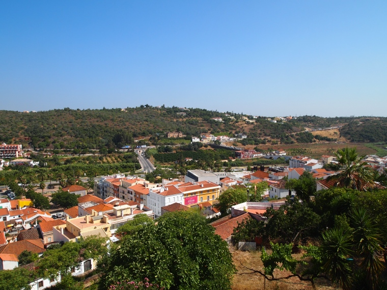 view from the Castelo de Silves