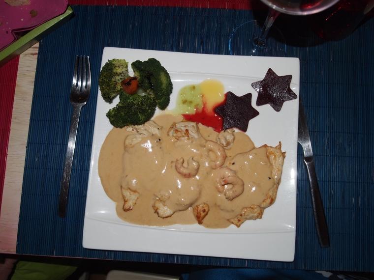 Taska Sauce with Chicken Breast