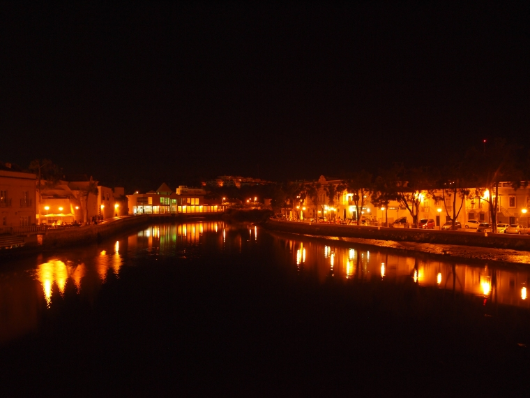 Tavira all bright and sparkly