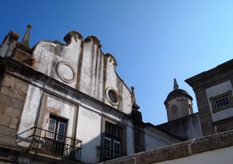 a church in Evora