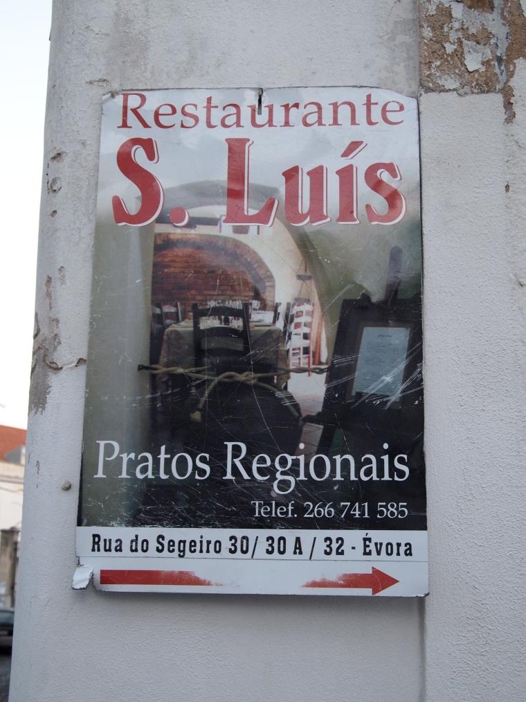 Restaurant S. Luis